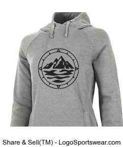 Womens Hometown Hoodie Design Zoom